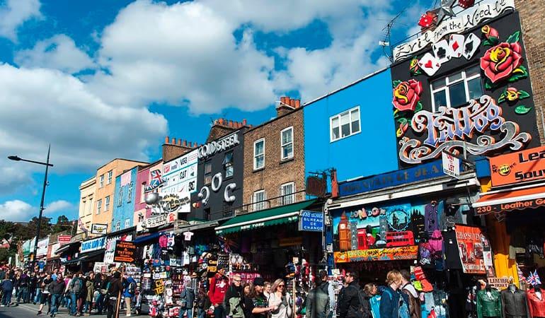 Camden Town, lugar que ver en Londres