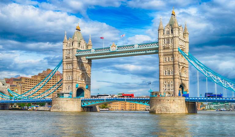 Tower Bridge, lugar que ver en Londres