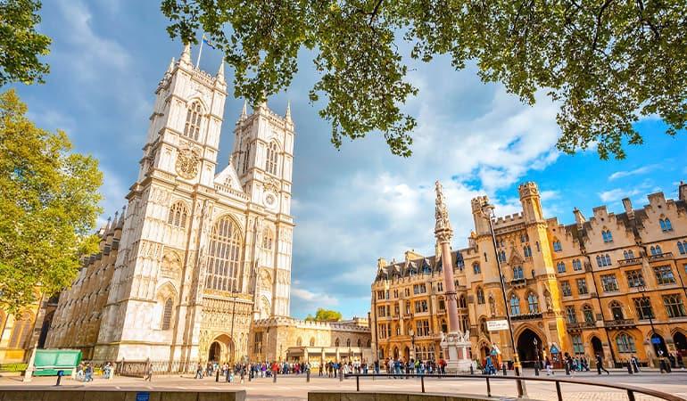 Abadia de Westminster, lugar que ver en Londres