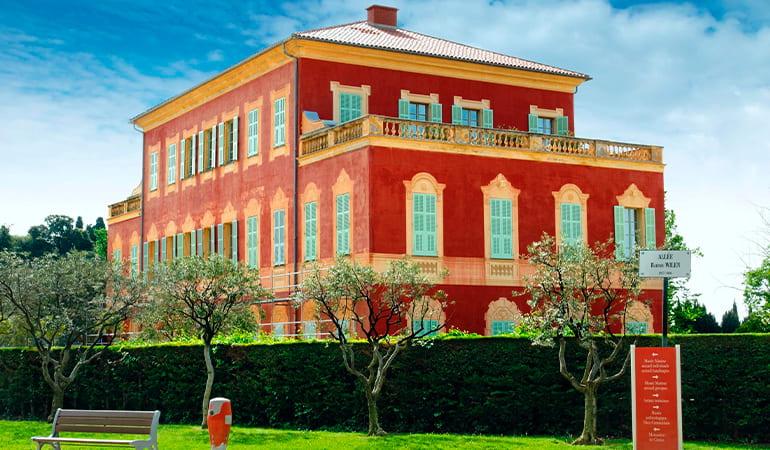 Museo Matisse de Niza
