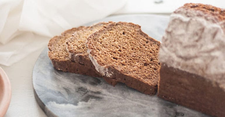 Kavring, pan que comer en suecia