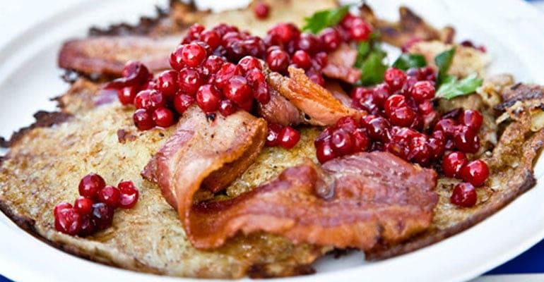 Raggmunk, plato que comer en Suecia