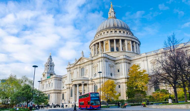 Catedral de San Pablo de Londres