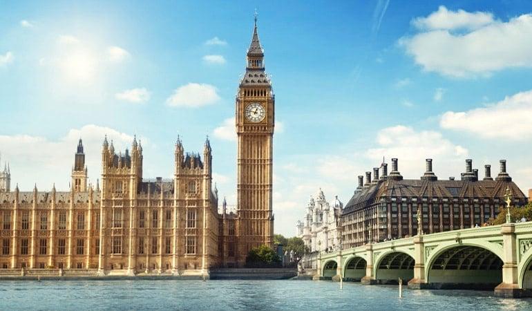 Big Ben, lugar que ver en Londres