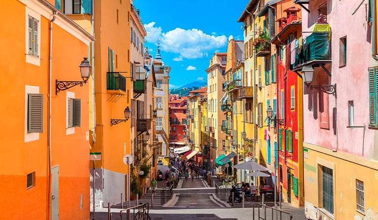 Vieux Nice de Niza