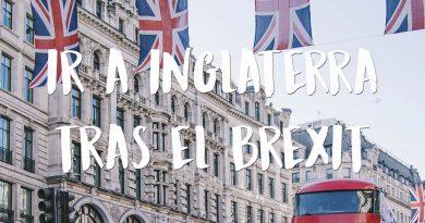 viajar a Inglaterra tras el brexit