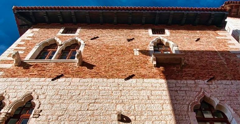Palacio Zuccato en Porec