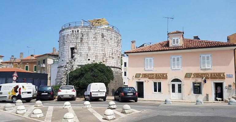 Torre Redonda de Porec