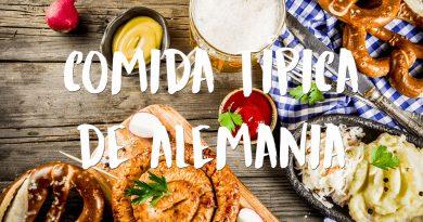 comida tipica de Alemania