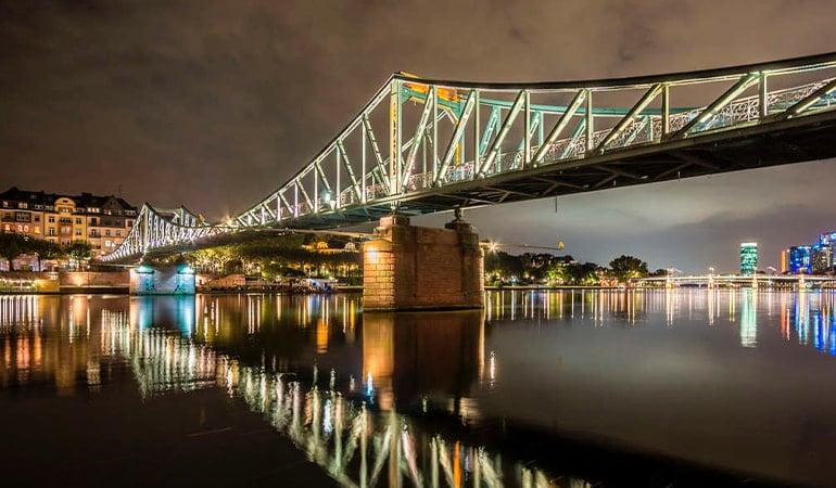 puente Eiserner Steg