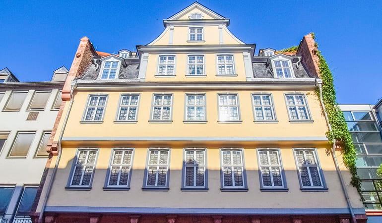 Casa Goethe de Frankfurt