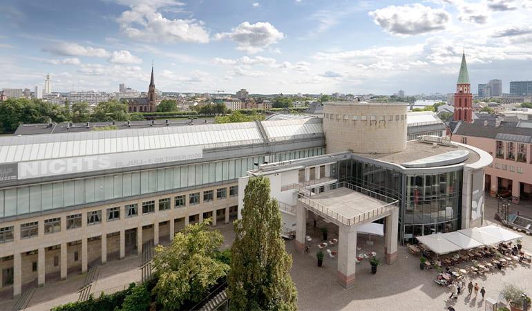 galeríaSchirn Kunsthalle Frankfurt