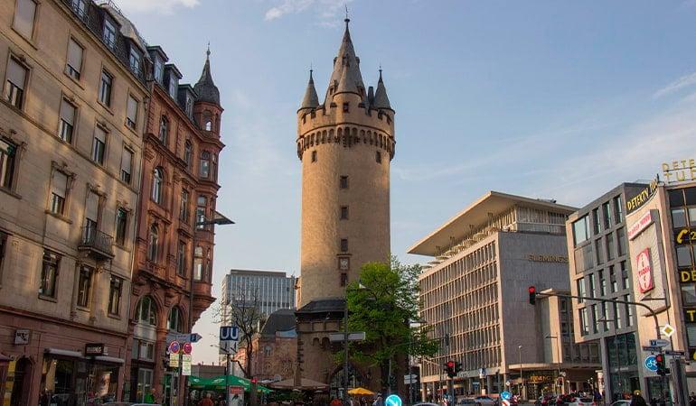 torre Eschenheimer