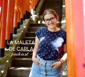 podcast La maleta de Carla