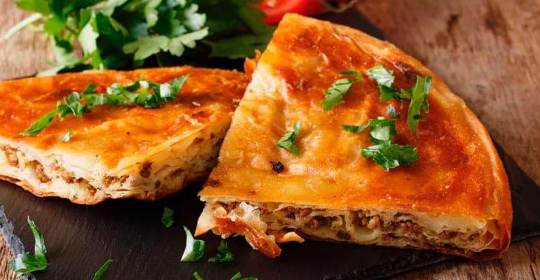 Burek, algo que comer en Croacia