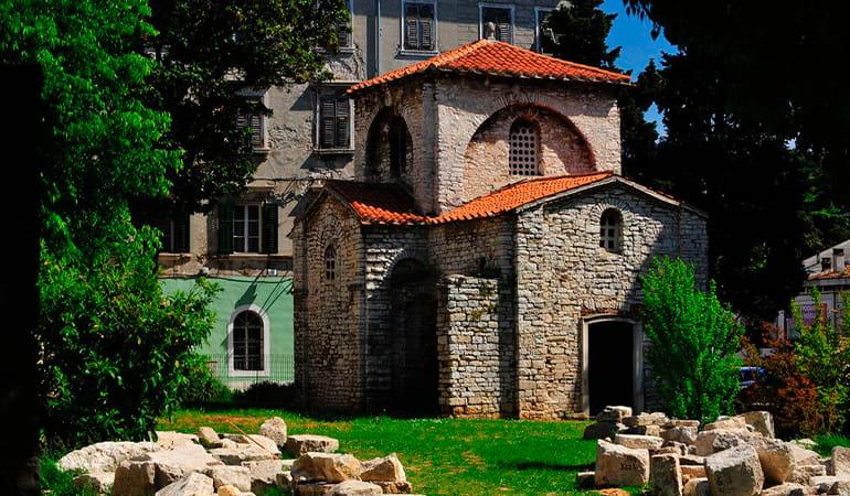 capilla de Santa María Formosa Pula