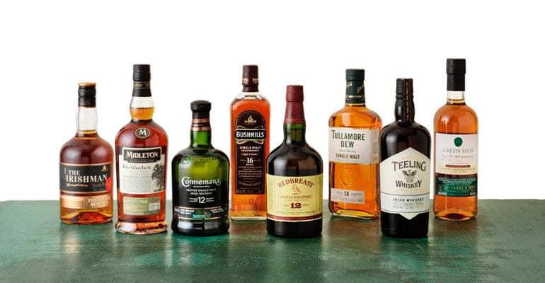 Whisky irlandés