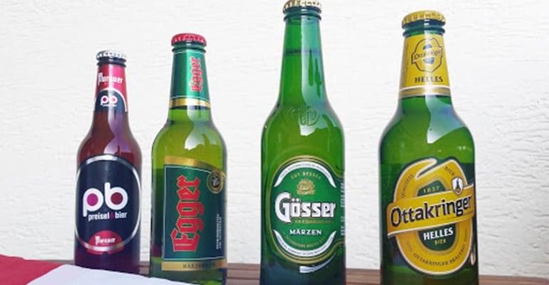 cerveza típica de Austria