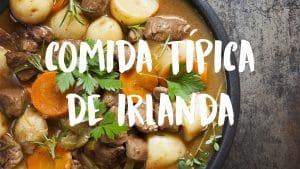 comida tipica de Irlanda