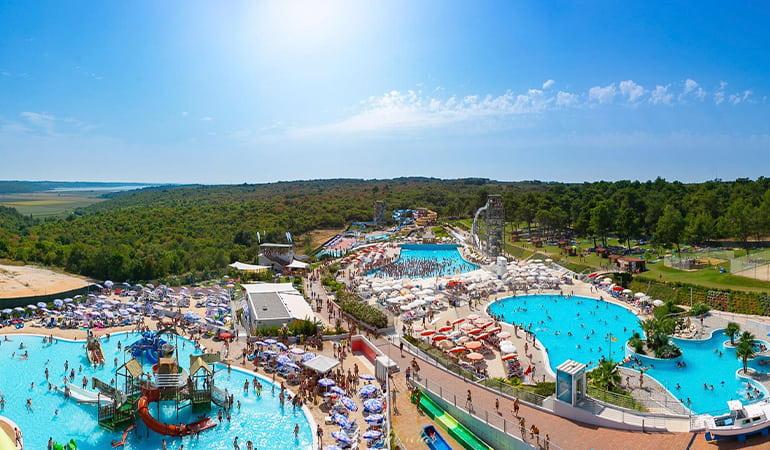 Aquapark Istralandia en Croacia