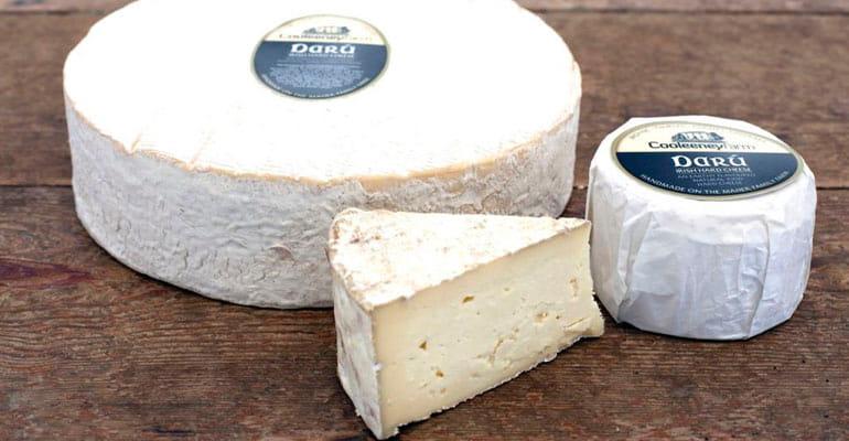 queso Cooleney irlandés