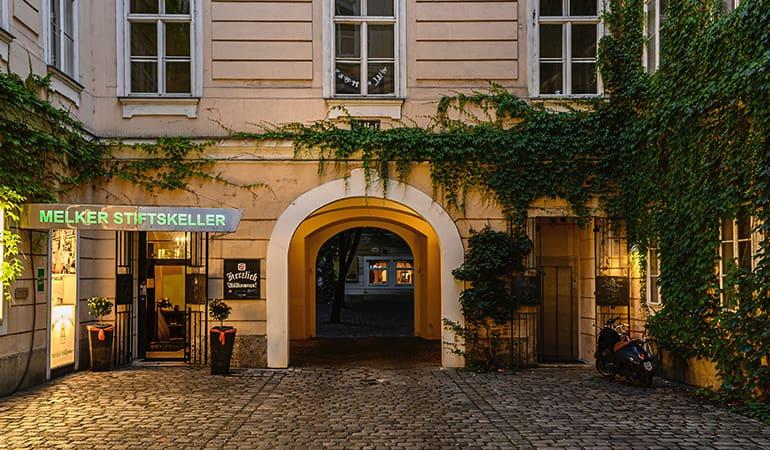 Melker Stiftskeller, restaurante tradicional austríaco