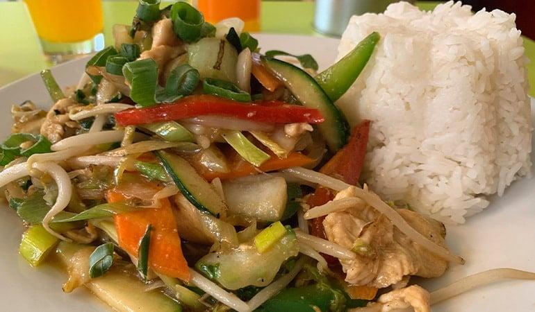 Gasthaus Sapa, un restaurante vietnamita donde comer en Viena