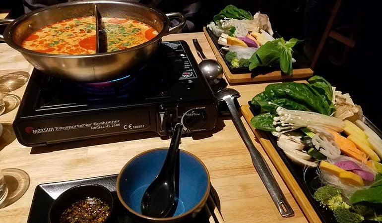 Mama Liu & Sons, restaurante oriental donde comer en Viena