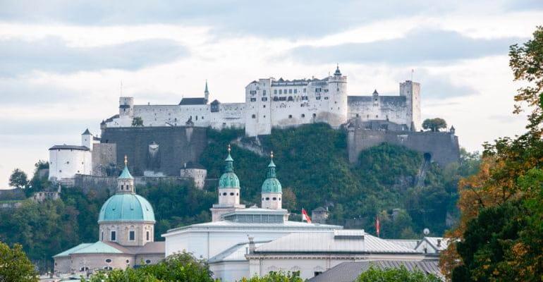 fortaleza Hohensalzburg, lugar que ver en Salzburgo