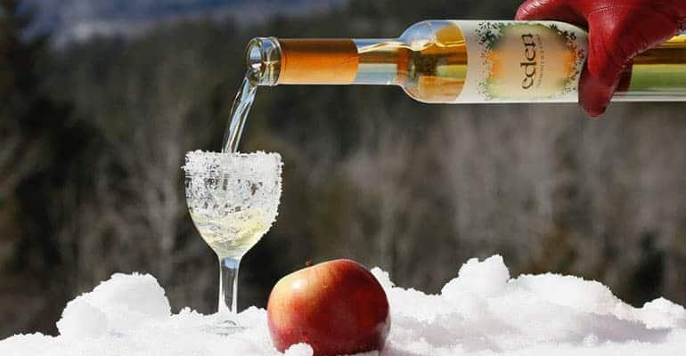 Ice cider