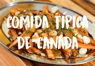 comida típica de canadá