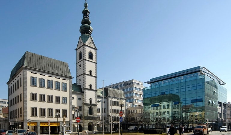 Catedral de Klagenfurt