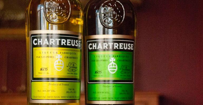 Chartreuse, bebida francesa