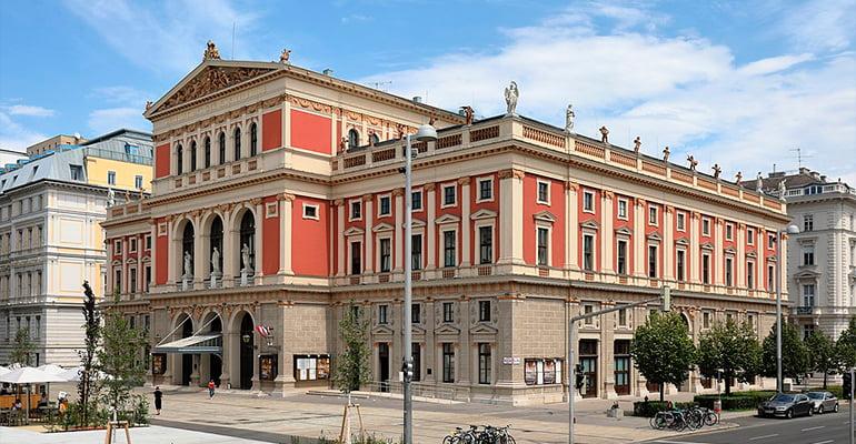 Musikverein en Viena