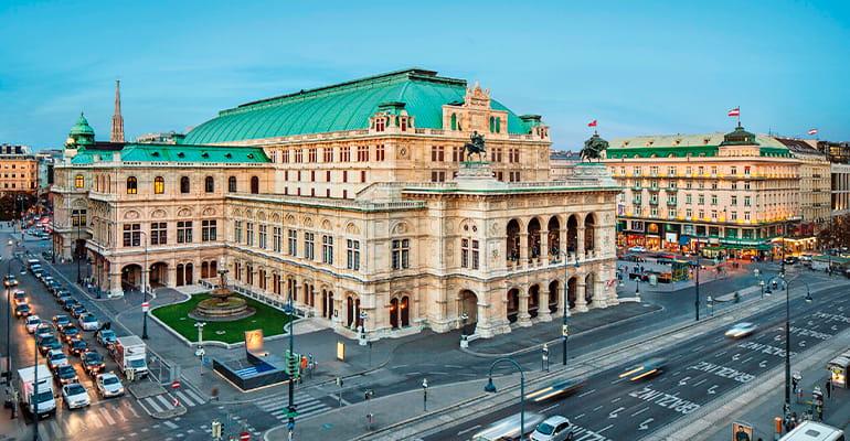 opera de Viena Wiener Staatsoper