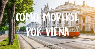 cómo moverse por Viena