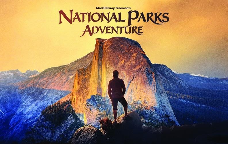 documental National Parks Adventure