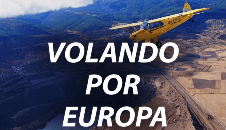 documental Volando por Europa