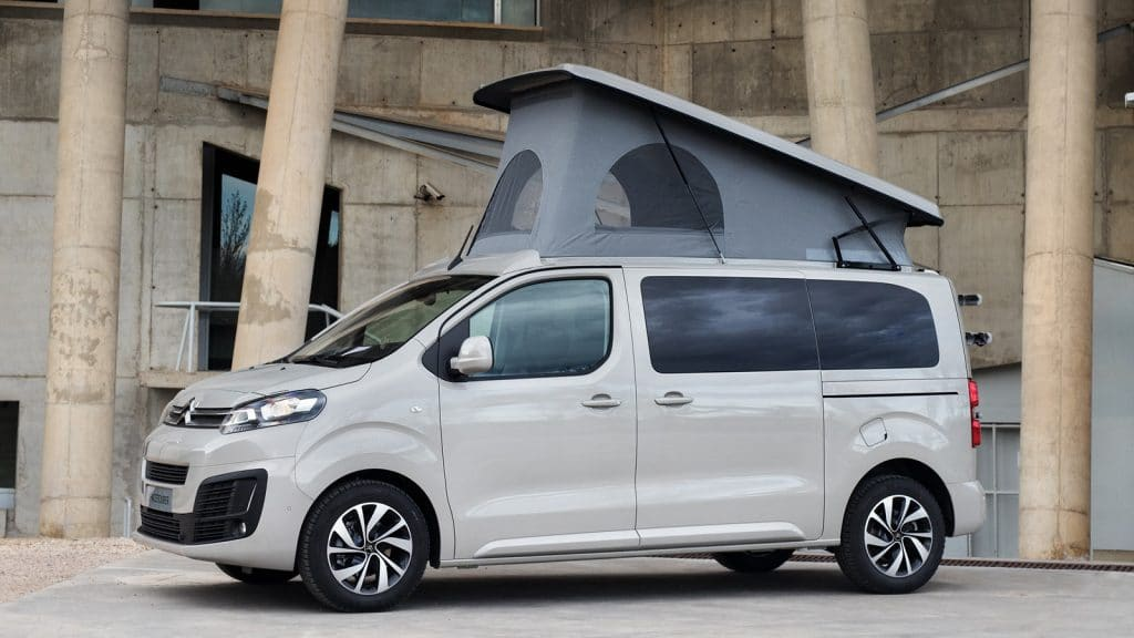Citroën SpaceTourer by Tinkervan