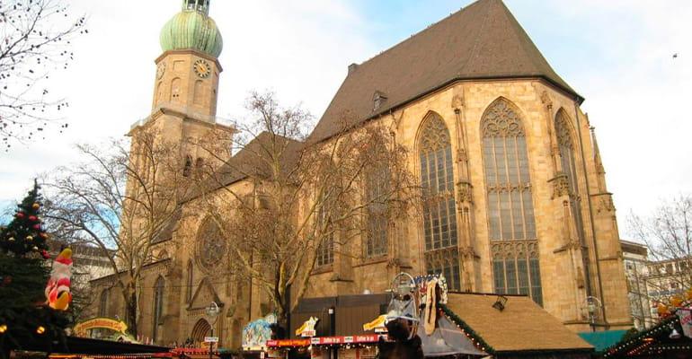 Reinoldikirche en Dortmund