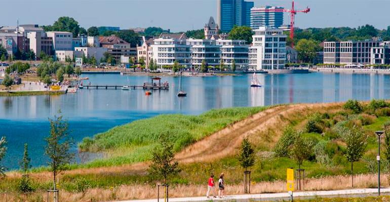 Lago Phoenix en Dortmund
