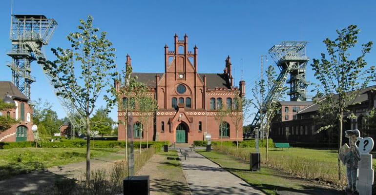 museo industrial de Westfalia en Dortmund