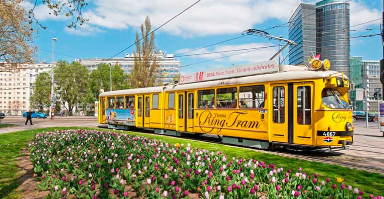 Vienna Ring Tram de Viena