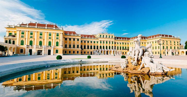 palacioSchönbrunn Viena