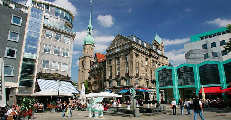 Alter Mark, lugar que ver en Dortmund