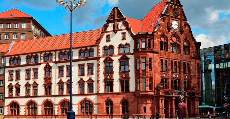 Altes Stadthaus de Dortmund