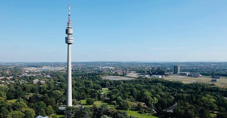 Florianturm, lugar que ver en Dortmund