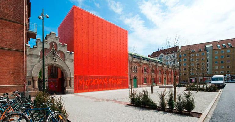 Museo Arte Moderno Moderna Museet Malmö