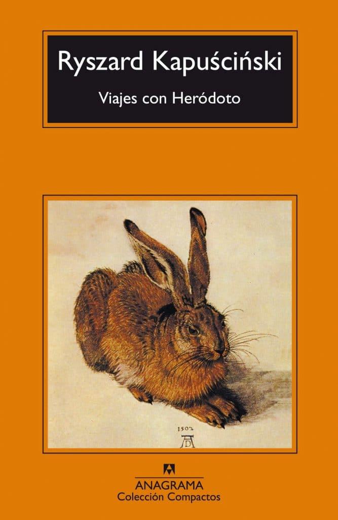libro Viajes con Heródoto