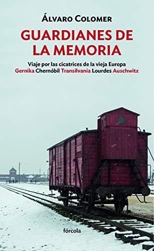 libro Guardianes de la memoria
